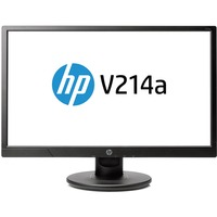 HP Business V214a 52.6 cm 20.7inch Full HD WLED LCD Monitor - 16:9 - Black - 1920 x 1080 - 16.7 Million Colours - 200 cd/mAnd#178; - 5 ms - HDMI - VGA