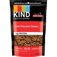 KIND Dark Chocolate Whole Grain Clusters 24411