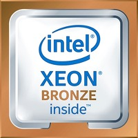 Intel Xeon 3104 Hexa-core (6 Core) 1.70 GHz Processor - Socket 3647 - 6 MB - 8.25 MB Cache - 64-bit Processing - 14 nm - 85 W - 79°C