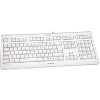 CHERRY KC 1068 Keyboard - Pale Gray