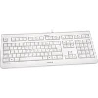 CHERRY KC 1068 Keyboard - Pale Gray