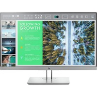 HP Business E243 60.5 cm 23.8inch Full HD WLED LCD Monitor - 16:9 - Black/Silver - 1920 x 1080 - 250 cd/mAnd#178; - 5 ms - HDMI - VGA - DisplayPort