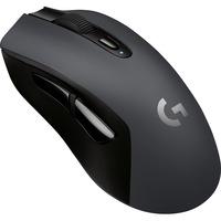 Logitech G603 Mouse - Radio Frequency - USB - Optical - Wireless - 12000 dpi
