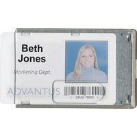 Advantus RFID Blocking Badge Holder AVT76416