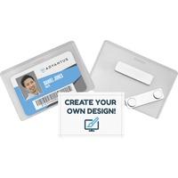 Advantus DIY Magnetic Name Badge Kit AVT97033