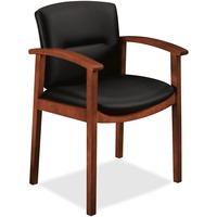 Image of 5000 Series Park Avenue Collection Guest Chair, Black Chairs HON5003NUR10 HON