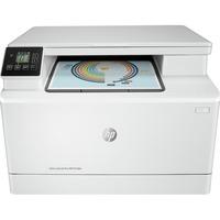HP LaserJet Pro M180n Laser Multifunction Printer - Colour
