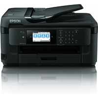 Epson WorkForce WF-7710DWF Inkjet Multifunction Printer - Colour
