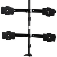 Amer Mounts Desk Mount for Flat Panel Display - 24inch to 32inch Screen Support