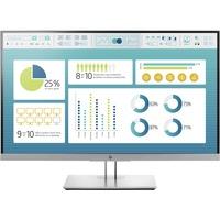 "HP Business E273 68.6 cm (27"") LED LCD Monitor - 16:9 - 5 ms - 1920 x 1080 - 250 cd/m² - 5,000,000:1 - Full HD - HDMI - VGA - DisplayPort - USB - 42 W - TCO Cer"