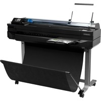 HP Designjet T520 Inkjet Large Format Printer - 914.40 mm 36inch Print Width - Colour - Printer - 4 Colors - 35 Second Color Speed - 2400 x 1200 dpi - USB - Etherne