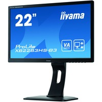 iiyama ProLite XB2283HS-B3  21.5inch LED LCD Monitor - 16:9 - 4 ms