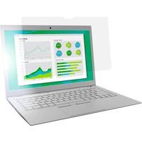 """3M Clear, Matte Standard Screen Filter - For 33.8 cm (13.3"""") LCD Widescreen Notebook"""