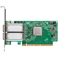 Mellanox ConnectX-4 MCX416A-GCAT 50Gigabit Ethernet Card - PCI Express 3.0 x16 - 2 Port(s) - Optical Fiber