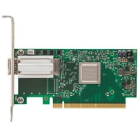Mellanox ConnectX-4 MCX415A-GCAT 50Gigabit Ethernet Card - PCI Express 3.0 x16 - 1 Port(s) - Optical Fiber