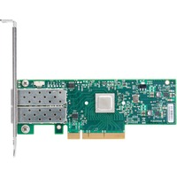 Mellanox ConnectX-4 MCX4121A-ACAT 25Gigabit Ethernet Card - PCI Express 3.0 x8 - 2 Ports - Optical Fiber