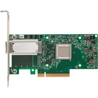 Mellanox ConnectX-4 MCX4111A-ACAT 25Gigabit Ethernet Card - PCI Express 3.0 x8 - 1 Port(s) - Optical Fiber