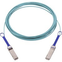 Mellanox LinkX Fibre Optic Network Blue Cable