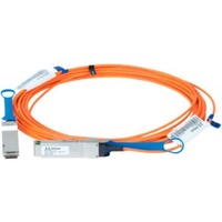 Mellanox LinkX Fibre Optic Network Cable for Network Device, Switch - 20 m - 1 x QSFP Network - 1 x QSFP Network - 12.50 GB/s