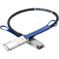 Mellanox LinkX Fibre Optic Network Cable for Network Device - 1.50 m - 1 x QSFP Network - 1 x QSFP Network - 12.50 GB/s