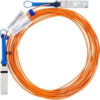 Mellanox MC2206310-005 Fibre Optic Network Cable - 5 m - QSFP