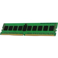 Kingston RAM Module - 8 GB 1 x 8 GB - DDR4-2666/PC4-21300 DDR4 SDRAM - CL19 - 1.20 V - Non-ECC - Unbuffered - 288-pin - DIMM