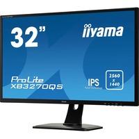 iiyama ProLite XB3270QS-B1  31.5inch LED LCD Monitor - 16:9 - 4 ms