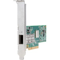 Mellanox ConnectX-4 MCX4111A-XCAT 10Gigabit Ethernet Card - PCI Express 3.0 x8 - 1 Port(s) - Optical Fiber