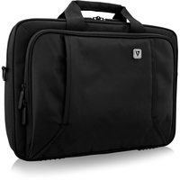 "V7 PROFESSIONAL CTP16-BLK-9E Carrying Case for 39.6 cm (15.6"") Notebook - Black"