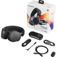 SteelSeries Arctis Pro Wired Over-the-head Stereo Headset - Black