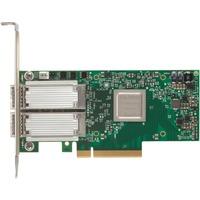 Mellanox ConnectX-4 50Gigabit Ethernet Card for Server - PCI Express 3.0 x8 - 2 Port(s) - Optical Fiber