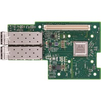 Mellanox ConnectX-4 Lx EN MCX4421A-ACAN 25Gigabit Ethernet Card for Server - PCI Express 3.0 x8 - 2 Ports - Optical Fiber