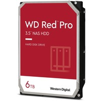 WD Red Pro WD6003FFBX 6 TB 3.5inch Internal Hard Drive - SATA