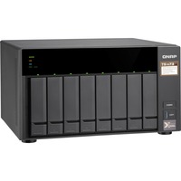 QNAP TS-873 8 x Total Bays SAN/NAS Storage System - Tower - AMD R-Series RX-421ND Quad-core (4 Core) 2.10 GHz - 8 x HDD Supported - 10 x SSD Supported - 4 GB RAM DDR