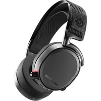 SteelSeries Arctis Pro Wired/Wireless Bluetooth 40 mm Stereo Gaming Headset - Black