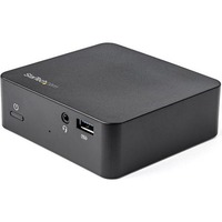 StarTech.com USB C Dock - 4K HDMI - 85W Power Delivery / Charging - Windows / Mac - USB C to HDMI Laptop Docking Station - USB 3.0 - 4 x USB 3.0 - Network RJ-45 -