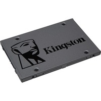"Kingston UV500 480 GB 2.5"" Internal Solid State Drive - SATA - 520 MB/s Maximum Read Transfer Rate - 500 MB/s Maximum Write Transfer Rate - 256-bit Encryption Standa"