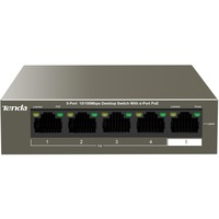 Tenda TEF1105P-4-63W 5 Ports Ethernet Switch