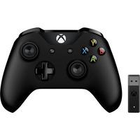 Microsoft Gaming Pad - Wireless - Tablet, Xbox One, Xbox One X - 6 m Operating Range - Black