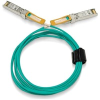 Mellanox LinkX Fibre Optic Network Cable for Network Device - 10 m - 1 x SFP28 Male Network - 1 x SFP28 Male Network - 3.25 GB/s - Orange