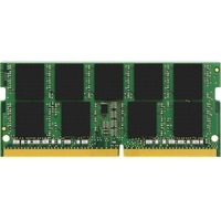 Kingston RAM Module - 16 GB 1 x 16 GB - DDR4-2666/PC4-21300 DDR4 SDRAM - CL19 - Non-ECC - Unbuffered - 260-pin - SoDIMM