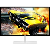 AOC Q3279VWFD8 31.5inch WQHD LED Gaming LCD Monitor - Silver, White