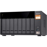 QNAP TS-832X-2G 8 x Total Bays SAN/NAS Storage System - Tower - Annapurna Labs Alpine Quad-core (4 Core) 1.70 GHz - 8 x HDD Supported - 8 x SSD Supported - 2 GB RAM