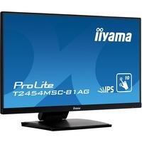 "iiyama ProLite T2454MSC-B1AG 23.8"" LCD Touchscreen Monitor - 16:9 - 4 ms"