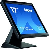 iiyama ProLite T1731SAW-B5 43.2 cm 17inch LCD Touchscreen Monitor - 5:4 - 5 ms