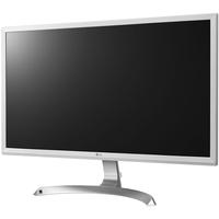 "LG 27UD59-W 27"" LCD 4K UHD Monitor - 16:9 - 5 ms"