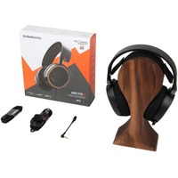 SteelSeries Arctis 5 Wired 40 mm Stereo Headset - Over-the-head - Circumaural - Black