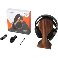 SteelSeries Arctis Wired 40 mm Stereo Gaming Headset - White