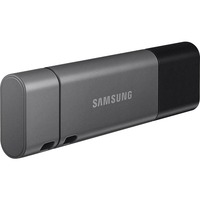 Samsung Duo Plus 32 GB USB 3.1 Type C, USB 3.1 Type A Flash Drive - Black