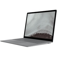 Microsoft Surface Laptop 2 34.3 cm 13.5inch Touchscreen Notebook - 2256 x 1504 - Core i7 - 8 GB RAM - 256 GB SSD - Platinum